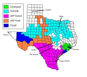 Electricity in Texas