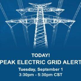 peak electricity management
