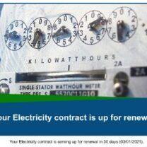 Electricity load management